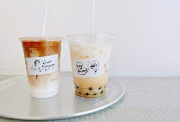 廣尾|東京IG打卡熱點 好喝咖啡 珍珠飲品 CANVAS TOKYO