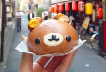 日本LAWSON限定 拉拉熊巧克力包子可愛登場