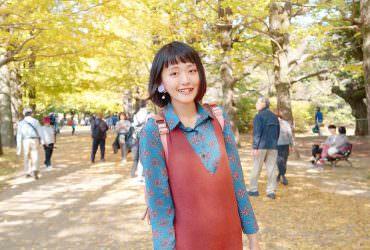 東京11月賞銀杏 來國營昭和紀念公園拍金黃落葉繽紛