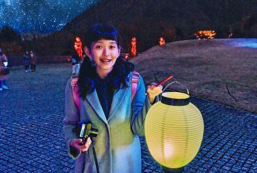 箱根|箱根雕刻之森美術館 夜間特別點燈活動「箱根Night Museum」