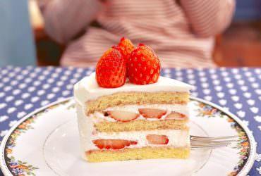 巢鴨 日本第一草莓蛋糕?嵐的二宮和也也有吃過!FRENCH POUND HOUSE