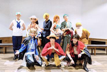 新活動!東京航海王塔 體驗型角色扮演遊戲「PIECE TRAIL〜冒險者與奇蹟之泉〜」心得分享