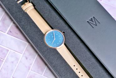 手錶品牌推薦!來自香港的Maven Watches 東京港區OL的無造作時尚穿搭配件