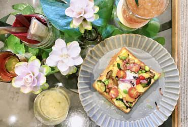 百花圍繞的東京午茶 Aoyama Flower Market TEA HOUSE 赤坂 Biz Tower 店|東京推薦咖啡廳