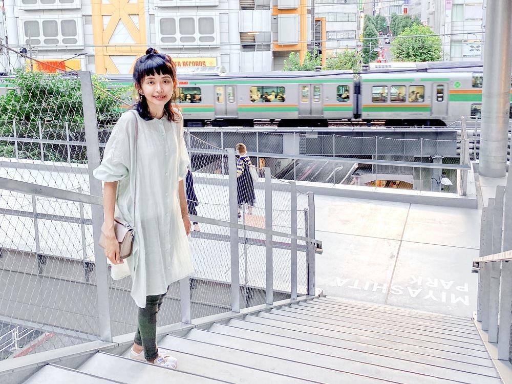 澀谷宮下公園 MIYASHITA PARK