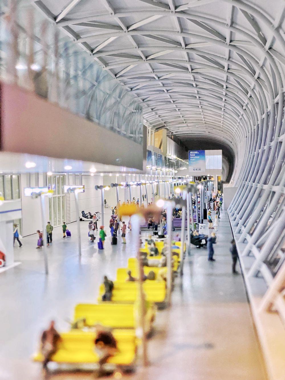 台場有明 SMALL WORLDS TOKYO 關西國際機場區
